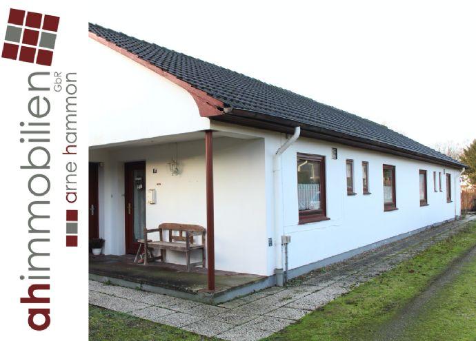 Ebenerdiges Doppelhaus zentral im beliebten Satrup!