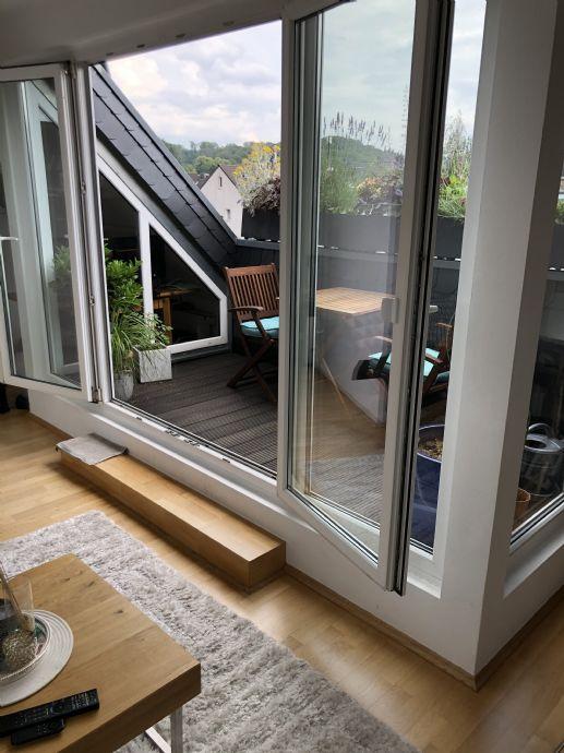 Gemütliche Maisonette Wohnung mit sonnigem Balkon