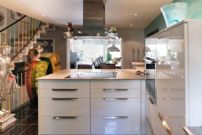 Blick von Küche