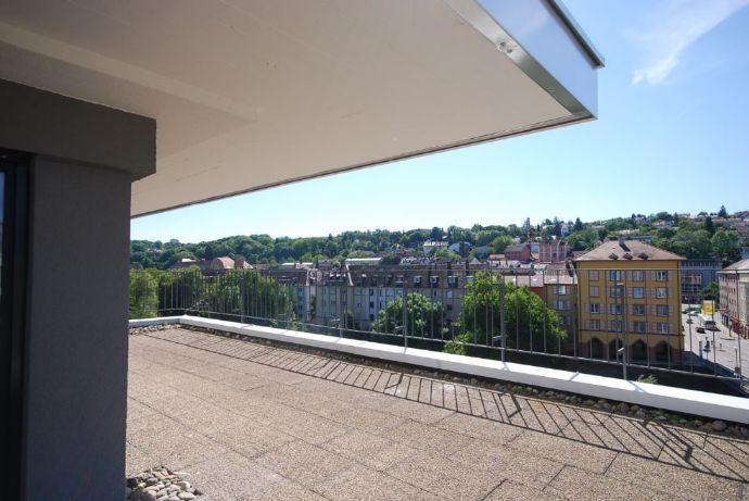 Penthouseloft - phantastische Aussicht auf Enz und Innenstadt ?