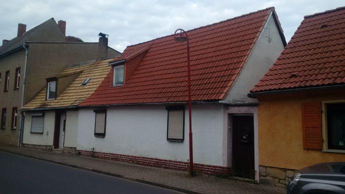 Teilsaniertes Einfamilienhaus in Klobikau