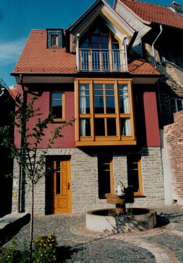 Kleines Haus in Kronberger Altstadt