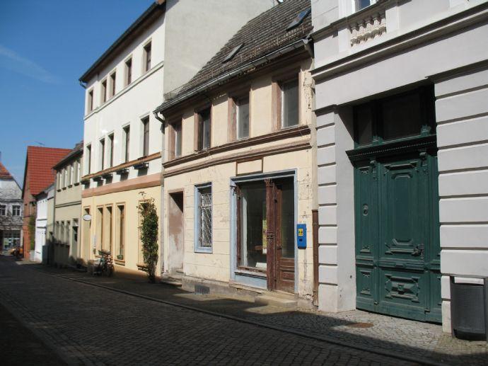 Liebhaberobjekt Wohn- und Geschäftshaus Hansestadt