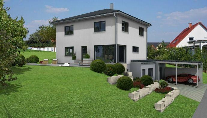 Grundstück mit Baugenehmigung in der Rhön - Oberbach/Wildflecken