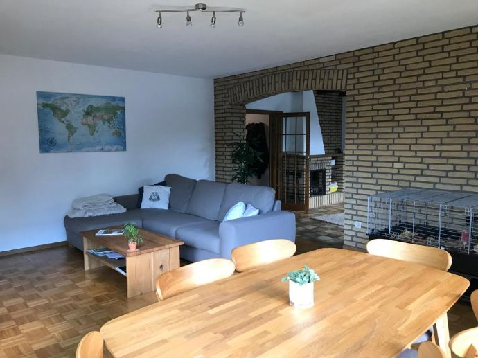 3-Zimmer-Wohnung mit Terrasse und Garten in Bissendorf