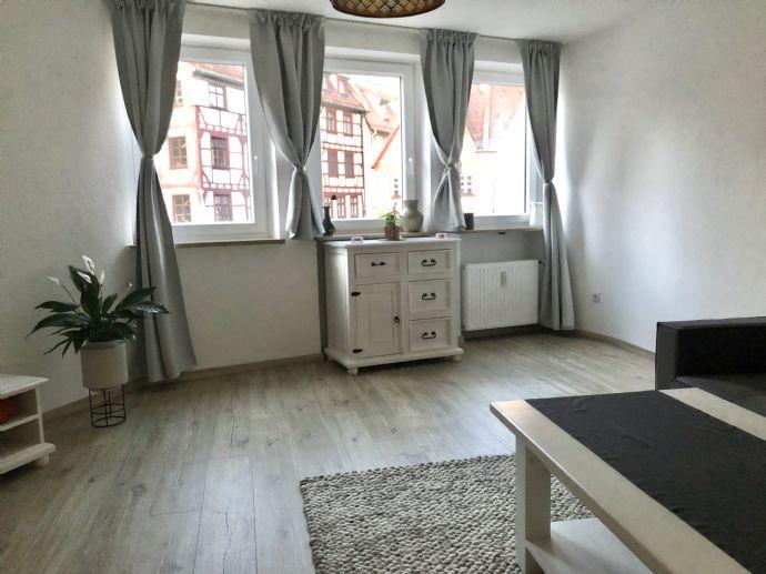 Schöne, helle 2-Zi.-Wohnung in Altstadt unter der Burg