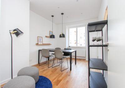 Möblierte 3-Zimmer Wohnung zum Erstbezug in Haidhausen