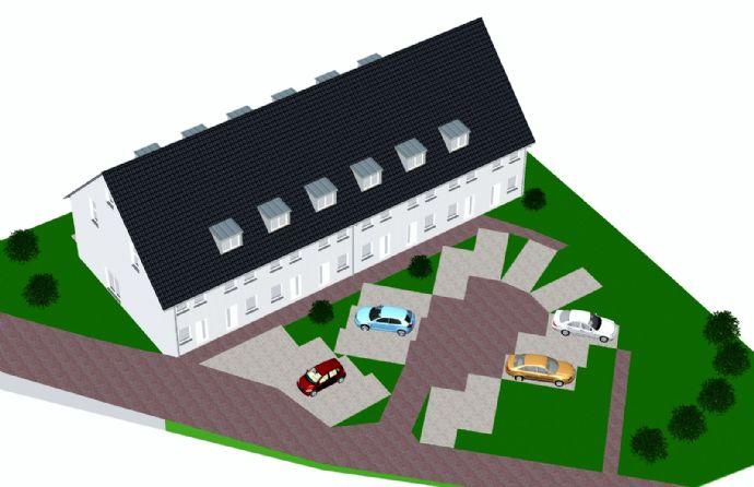 Reihenhauswohnung in Bayreuth zur Miete oder Finanzierung, auch ohne Eigenkapital möglich! Baubeginn