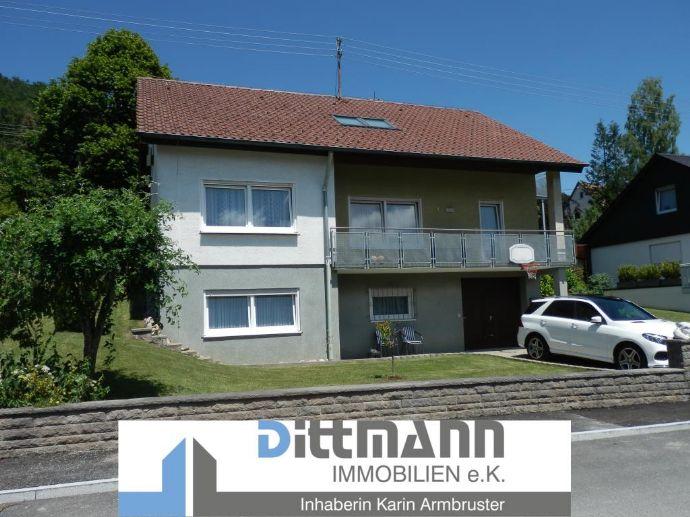 Schönes 1 bis 2-Familienhaus in Albstadt-Pfeffingen