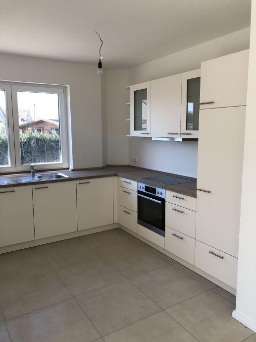 Büchen, Neubau- Architekten-Doppelhaushälfte 4 Zimmer mit Vollkeller. ca. 250 m² Grundstück