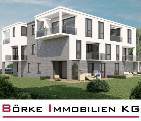 Einzigartige Lage! Erdgeschosswohnung mit großem Garten zum Schweriner See! - Stadthaus P23 - Seeblick 3