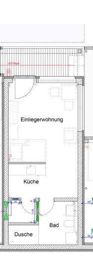 Wohlfühl-Einliegerwohnung - teilmöbiliert-Neubau -Erstbezug