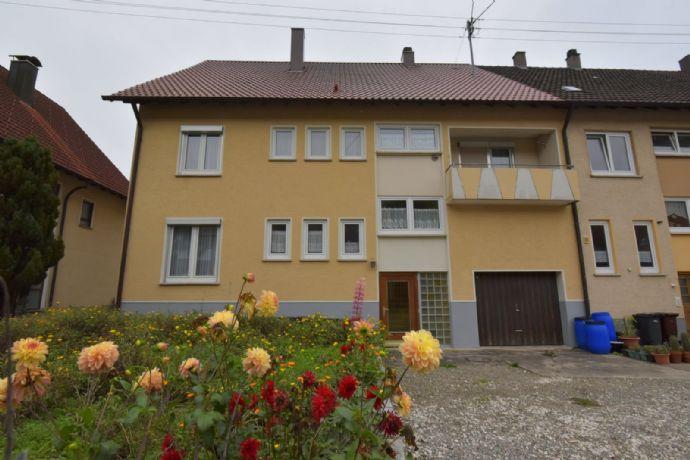 Zweifamilienhaus in Ortmitte