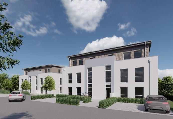 Tolle Neubauwohnung, in bevorzugter Lage, mit großem Süd-Balkon