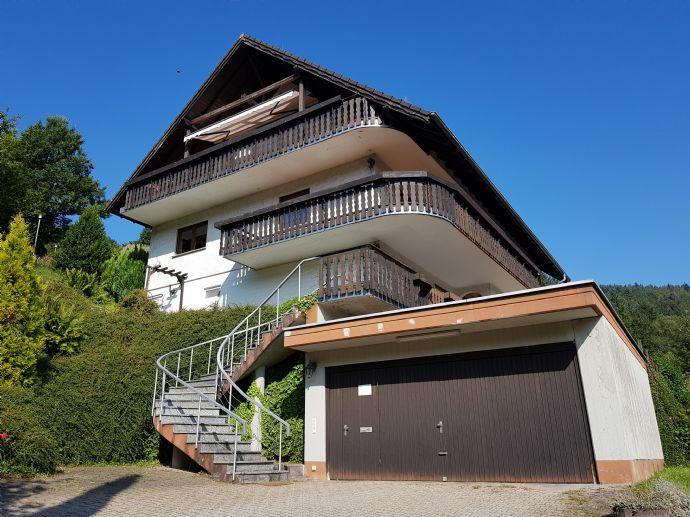 Freistehendes Ein-/Zweifamilienhaus in Heiligkreuzsteinach