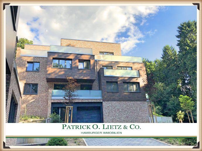 Komfort-Wohnung für Singles oder Paare mit 2 Balkonen und Fahrstuhl