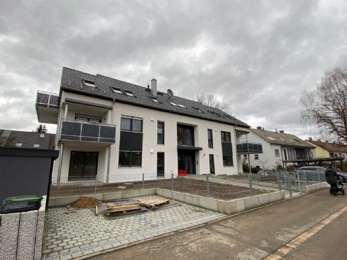 Sofort verfügbar: Erdgeschosswohnung mit Garten in Erlangen