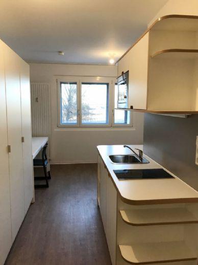 trendy, modern, möblierte 1-Zimmer Studentenwohnung STUDIO HOUSE BERLIN