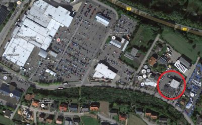 Losheim Ladenlokale, Ladenflächen