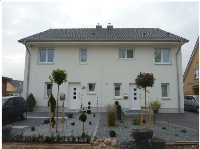 Projektiertes Haus KFW-55 mit zentral gelegenem Grundstück