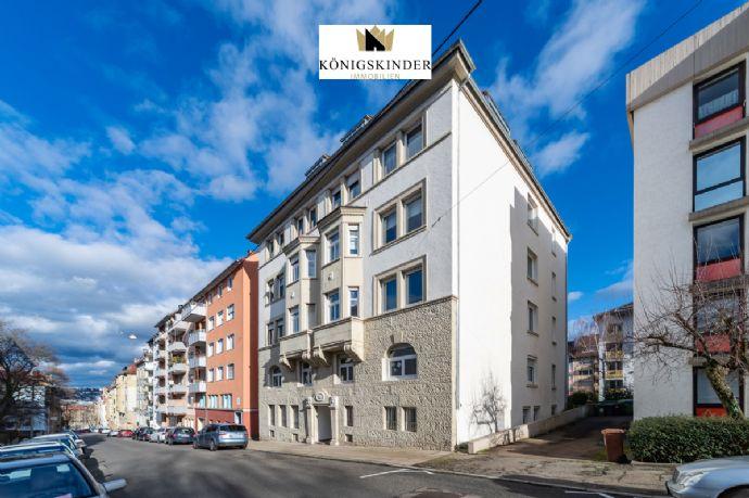 Wunderschöne 3,5 Zimmerwohnung mit Wintergarten im beliebten Lehenviertel