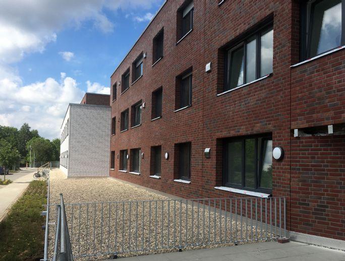 Neuwertige 3-Zimmer-Wohnung mit Einbauküche in Nordhorn