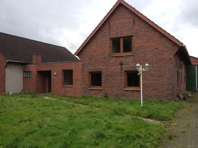 Nordseeküste Großes Ein/Zweifamilienhaus mit Nebengebäude