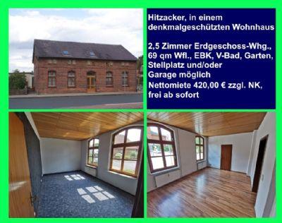 Hitzacker Wohnungen, Hitzacker Wohnung mieten