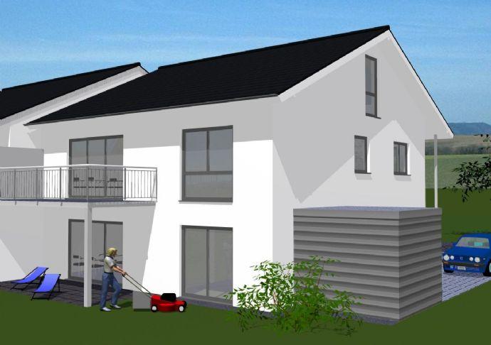 Erdgeschoss-ETW in Zweifamilienhaus