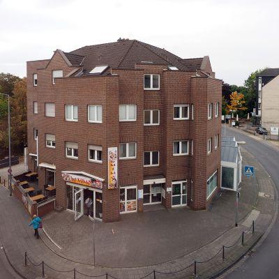 Straßenansicht Südweststraße/Marienstraße