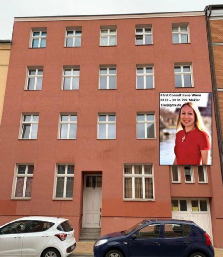 2 Zimmer Wohnung in Schwerin (Paulsstadt)