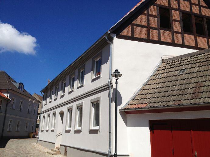 Attraktive Stadtwohnung im Herzen der Wolgaster Altstadt