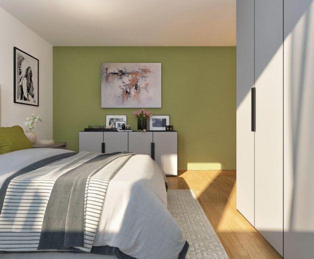 Wohnpark Sensenstein - Barrierefreie 2-Zimmer-Eigentumswohnung mit Terrasse u. Garten in Bestlage