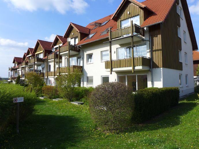 3-Raum Whg. + Küche, Bad und Terrasse in ruhiger Südlage in Bannewitz/Possendorf, Nähe Golfplatz