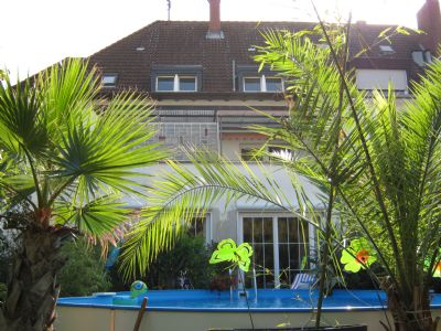Fassadenansicht - Hinten