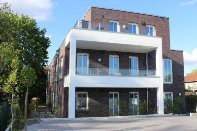 zentral+ruhig+ohne Stufen- 3-Zimmer-EG mit Terrasse und EBK
