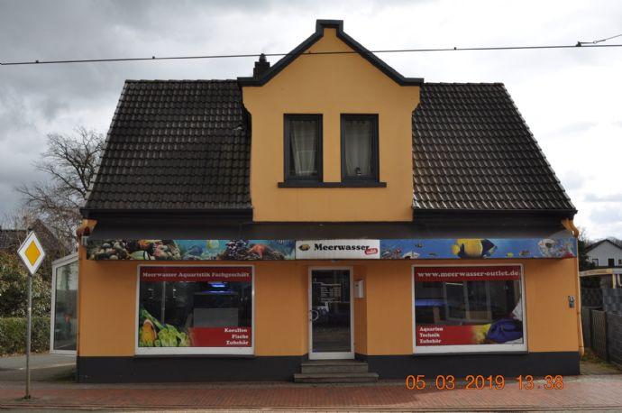 VERKAUFT !! Wohn- / Geschäftshaus im Zentrum von Lilienthal - Praxis - Einzelhandel -Büro oder.............. zu Verkaufen