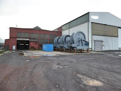 Rheinbrohl Industrieflächen, Lagerflächen, Produktionshalle, Serviceflächen