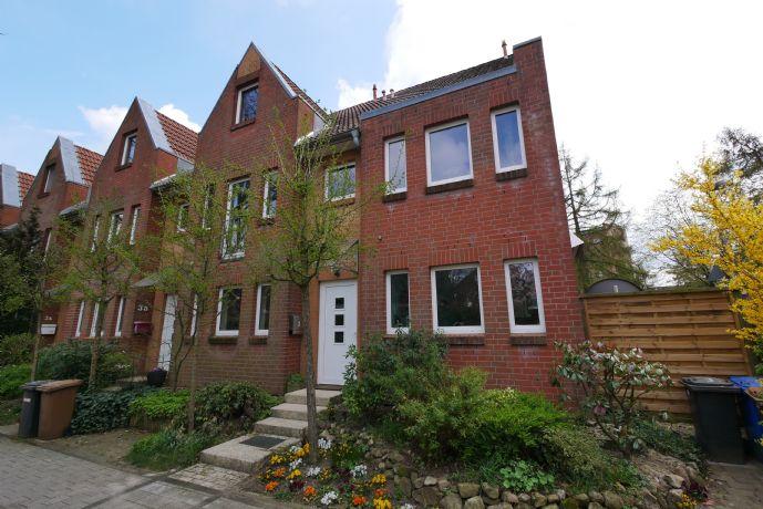 Beste Lage in Wedel! Solide Kapitalanlage - Endreihenhaus mit langjährigem Mietverhältnis - courtagefrei zu verkaufen