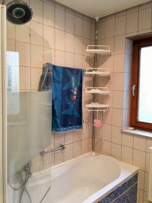 Bad GG mit Wanne Dusche und Glaswand