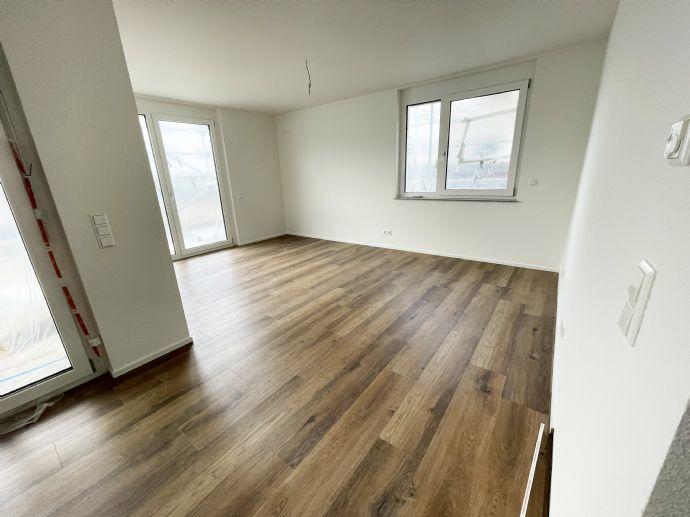 Herrliche 4-Zimmer-Wohnung mit Loggia - Erstbezug -