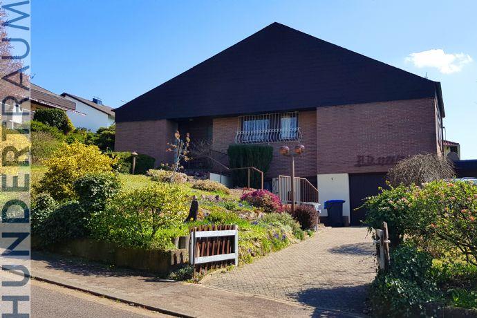 gepfl. Einfamilienhaus - gesuchte Höhenlage auf dem Bübinger Berg