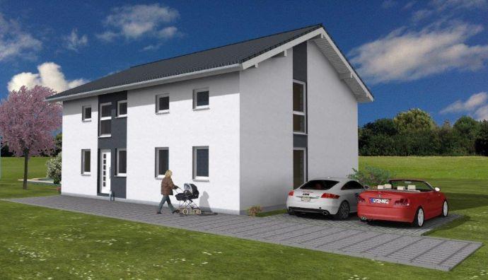 NEUES Freistehendes Zweifamilienhaus inkl. Grundstück in Gütenbach....Projektiertes Haus, gerne noch ganz nach Ihren Planungswünschen