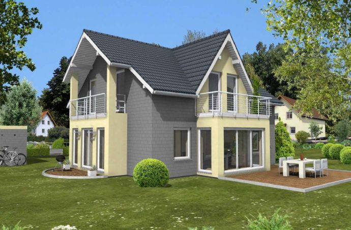 Ihr Neues Eigenheim in Blumberg auf Grundstück in Ortsrandlage.....Projektieres Haus, gerne bauen wir Ihr Haus auch ganz nach Ihren Wünschen.