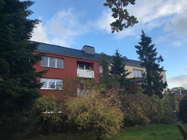 Großzügige Wohnung in zentraler Stadtlage für Personen ab 50 Jahre