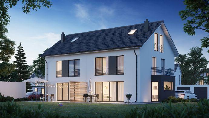 Traumlage! Modernes Neubau-Doppelhaus in Erding