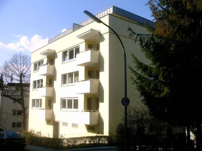 Schöne 3 Zimmer-Wohnung mit Balkon in ruhiger Wohnlage