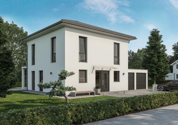 Einfamilienhaus Stadtvilla Neubau