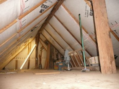neues Dach inkl. Dämmung ca. 2014