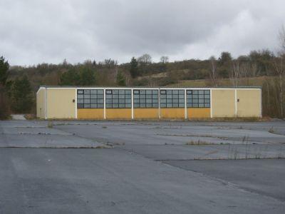 Ansicht Turnhalle Süd Ost